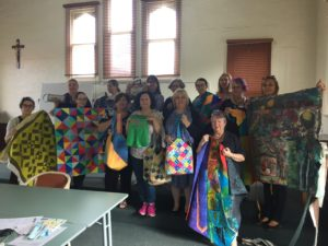 Sydney Modern Quilt Guild Retreat 2019 @ St Joseph's Spirituality and Education Centre