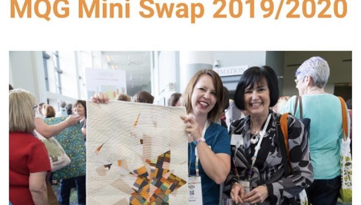 International MQG Mini Quilt Swap